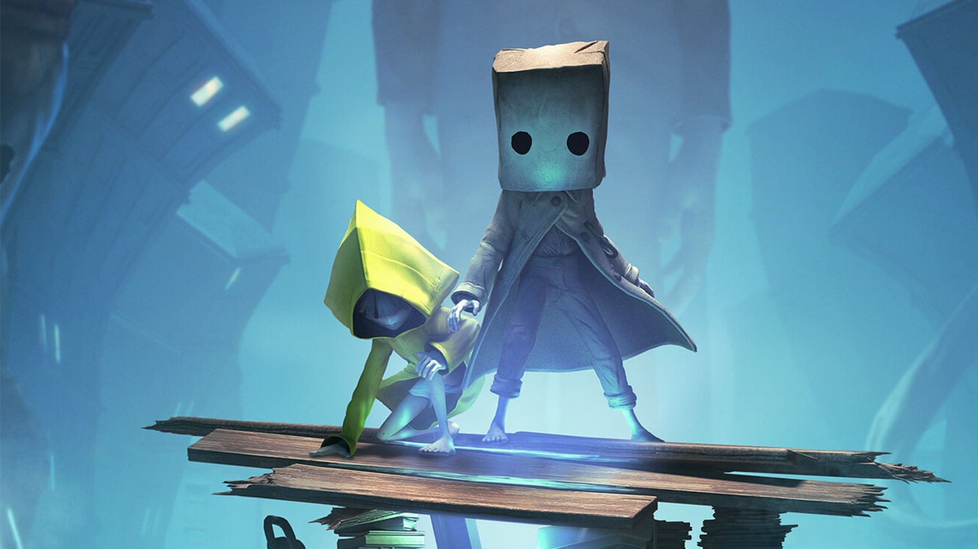 Game Little Nightmares II Laku Keras Di Pasaran